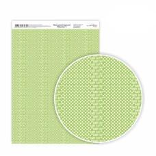 Бумага дизайнерская односторонняя Вaby boy 5, 21х29,7 см, глянцевый, 250 г / м2, ROSA TALENT