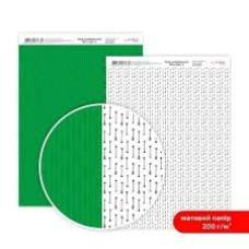Бумага дизайнерская двусторонняя матовая, Be in color 3, 21х29,7см, 200г/м2, Rosa Talent