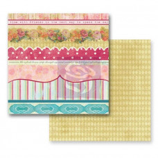 Двусторонняя бумага Annalee - Parlor 30х30 см от Prima