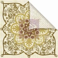 Двусторонняя бумага Shalimar 30х30 см от Prima