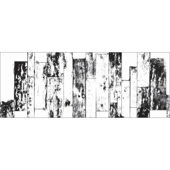 Акриловый штапм для создания фонов Vintage Fence от Kaisercraft, 13х5 см