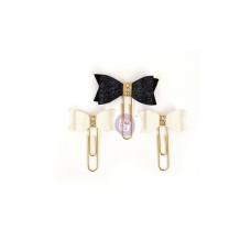 Клипсы для декора планеров My Prima Planner Clips - Gold Champagne, 3 шт, Prima