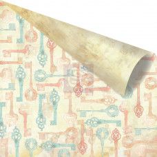 Двусторонняя бумага Grazia 30х30 см от Prima