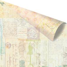 Двусторонняя бумага Epigrame 30х30 см от Prima