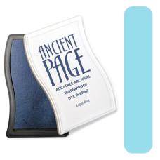 Перманентные чернила для штампинга Ancient Page Neptune от Clear Snap