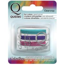 Набор чернил для штампинга Colorbox Cats Eye Queue - Hip от Clear Snap
