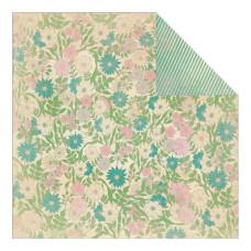 Двусторонняя бумага Spring 2 30х30 см от Authentique Paper