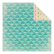 Двусторонняя бумага Spring 3 30х30 см от Authentique Paper