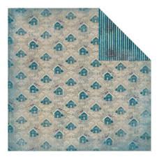 Двусторонняя бумага Winter 2 30х30 см от Authentique Paper