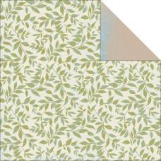 Двусторонняя бумага для скрапбукинга Mystic Cove 30х30 см от Kaisercraft