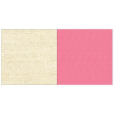 Двусторонняя бумага Wordsmith 30х30 см от Webster's Pages