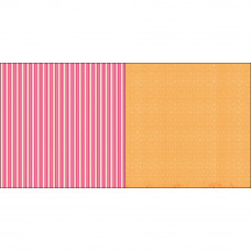 Двусторонняя бумага Al Fresco 30х30 см от Webster's Pages