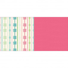 Двусторонняя бумага Shopping Spree 30х30 см от Webster's Pages