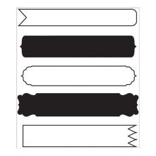 Акриловый штамп Lyric 3 от Prima, 5 шт