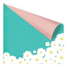 Двусторонняя бумага Dreams Blossom 30x30 см от Prima