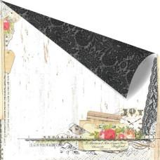 Двусторонняя бумага Pacato 30x30 см от Prima