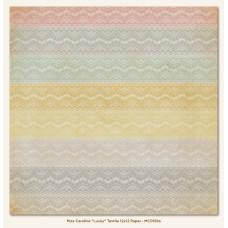 Двусторонняя бумага Lucky Textile 30х30 см от My Mind's Eye