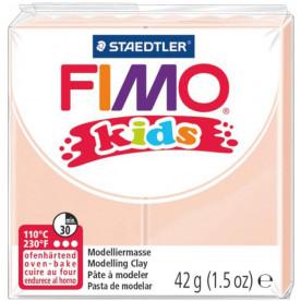 Пластика Fimo kids, Телесная, 42г, Fimo
