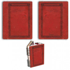 Обложка для мини-альбома Book Cover - Vintage 14х18 см от 7gypsies