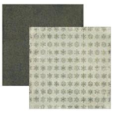 Двусторонняя бумага Sugarloaf 30х30 см от Farm House