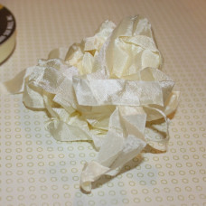 Шебби-лента Cream от компании Hug Snug, 14 мм, 90 см