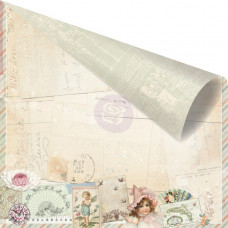 Двусторонняя бумага Darling 30х30 см от компании Prima