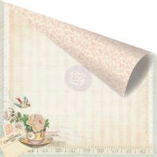 Двусторонняя бумага Delicious 30х30 см от компании Prima