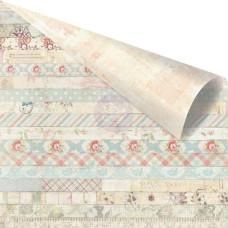 Двусторонняя бумага Decorative 30х30 см от компании Prima
