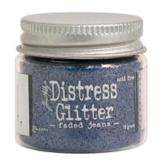 Глиттер Distress Glitter Faded Jeans 18 г от компании Tim Holtz