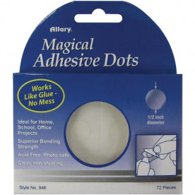 Набор клеевых точек Magical Adhesive Dots от Allary