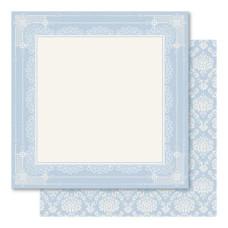 Двусторонняя перламутровая бумага Frame It 30х30 см от Ruby Rock-It
