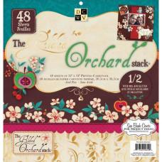 Набор бумаги The Gilded Orchard 30х30 см 24 листа от DCWV