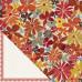 Двусторонняя бумага Fall Floral 30х30 см от Little Yellow Bicycle