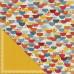 Двусторонняя бумага Cup O' Love 30х30 см от Little Yellow Bicycle