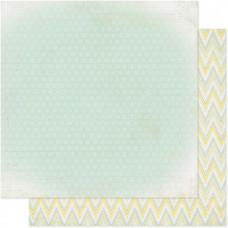 Двусторонняя бумага Softness 30х30 см от Heidi Swapp