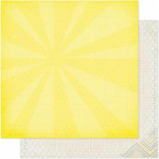 Двусторонняя бумага New Day 30х30 см от Heidi Swapp