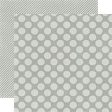 Двусторонняя бумага Silver Bells Large 30х30 см от Echo Park
