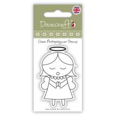 Акриловый штамп Angel от компании Dovecraft