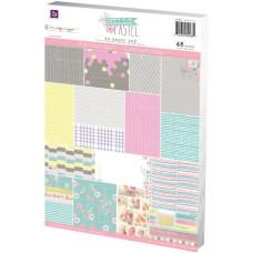 Набор бумаги Hello Pastel 16 листов формата А4 от Prima