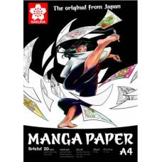 Альбом для рисункa Manga, A5, Sakura