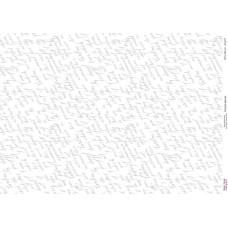 Декупажная карта #000195, 29,7x42 см, Фабрика Декора