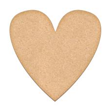 ART Board  артборд Сердце 25х25 см, Фабрика Декора