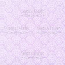 Лист двуст. бумаги Lavender Provence #22-01 Фабрика Декора