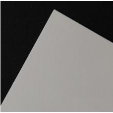 Картон гладкий белый, плотность 340 г/м2, 30х30 см