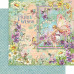 Двусторонняя скрапбумага Fairie Wings - Fairie Wings, 30x30см, Graphic 45