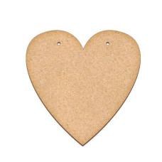Артборд Сердце 20х20 см, Фабрика Декора