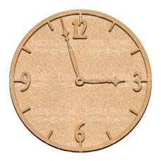Артборд Часы 4 30х30 см, Фабрика Декора