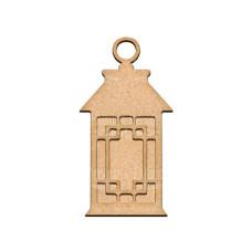 Артборд Декоративный фонарь 10,5х20 см, Фабрика Декора