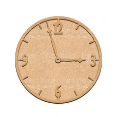 Артборд Часы 4 20х20 см, Фабрика Декора