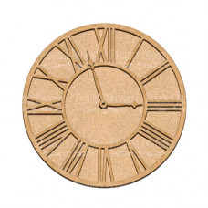 Артборд Часы 3 20х20 см, Фабрика Декора
